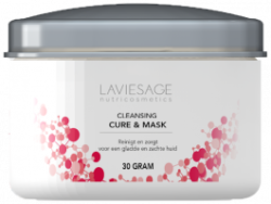 laviesage cleansing cur & mask